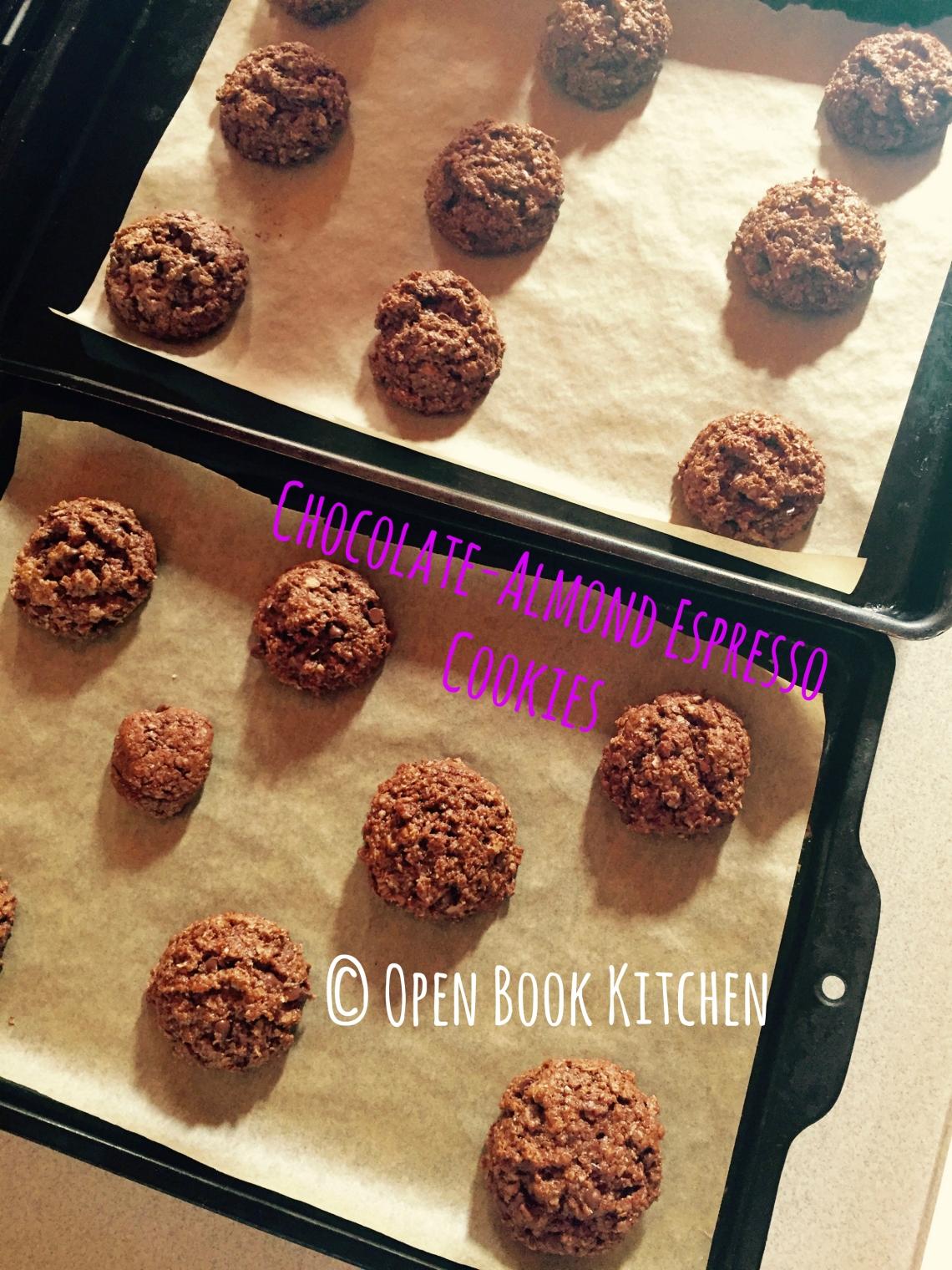 chocolate-almond-espresso-cookies