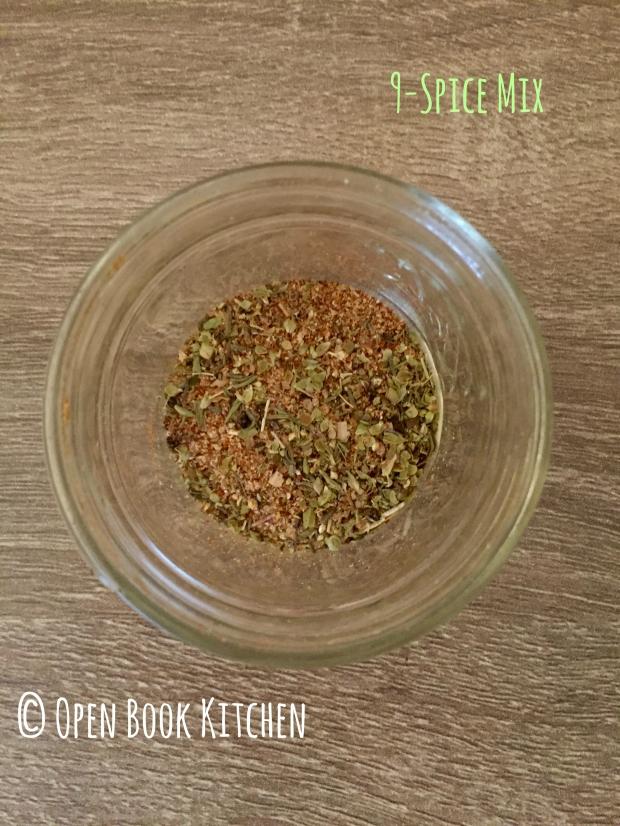 9-spice-mix